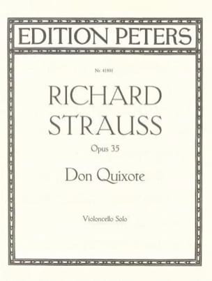 Don Quixote op. 35 Richard Strauss Partition laflutedepan