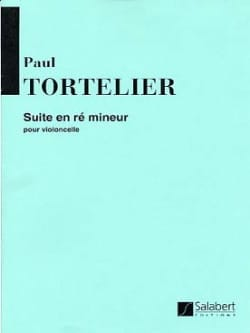 Paul Tortelier - Suite In D Minor - Sheet Music - di-arezzo.co.uk