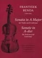 Sonata in A Major for Violin and Continuo - laflutedepan.com