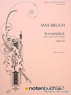 Max Bruch - Konzertstück op. 84 - Noten - di-arezzo.de