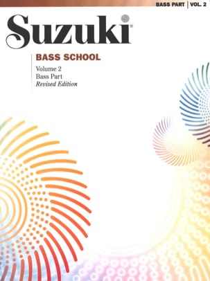 Suzuki - Bass School - Bass Part, Volume 2 - Sheet Music - di-arezzo.com
