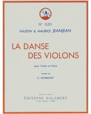 La danse des violons - Faustin et Maurice Jeanjean - laflutedepan.com