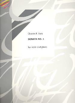Sonate n° 1 IVES Partition Violon - laflutedepan