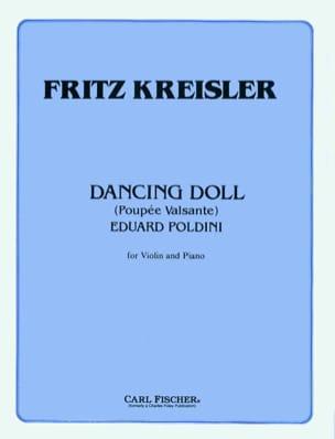 Kreisler Fritz / Poldini - Poupée Valsante - Partition - di-arezzo.fr