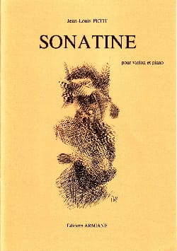 Jean-Louis Petit - Sonatine - Sheet Music - di-arezzo.com