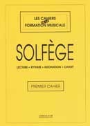 - Notebooks of the FM - Solfège - Volume 1 - Sheet Music - di-arezzo.co.uk