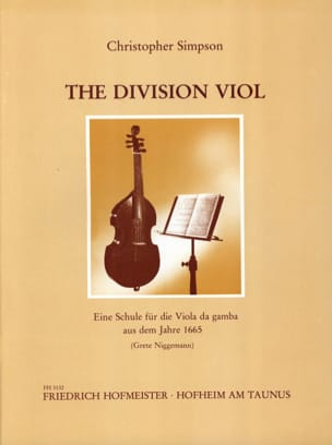 Christopher Simpson - The Rape Division - Sheet Music - di-arezzo.com