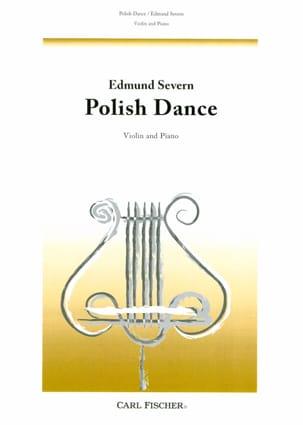 Polish dance Edmund Severn Partition Violon - laflutedepan