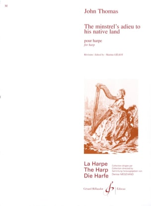 John Thomas - The Minstrel's Farewell to His Native Land - Sheet Music - di-arezzo.com