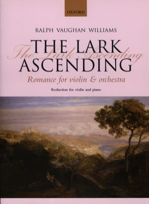 Williams Ralph Vaughan - The Lark Ascending - Partition - di-arezzo.fr