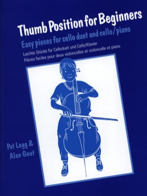 Legg Pat / Gout Alan - Thumb position for beginners - Sheet Music - di-arezzo.com