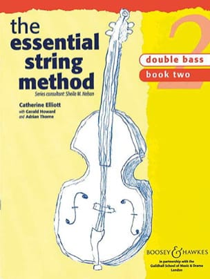 Elliott Catherine / Howard G. / Thorne A. - Essential string method, Volume 2 - Double bass - Sheet Music - di-arezzo.com