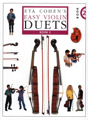 Cohen Eta / Brown Christine - Easy violin duets Volume 2 - Sheet Music - di-arezzo.co.uk