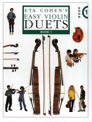 Cohen Eta / Brown Christine - Easy violin duets Volume 1 - Sheet Music - di-arezzo.com