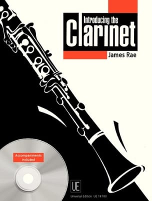 Introducing the clarinet James Rae Partition laflutedepan
