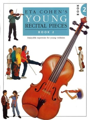 Eta Cohen - Eta Cohen's young recital pieces, Volume 2 - Partition - di-arezzo.fr