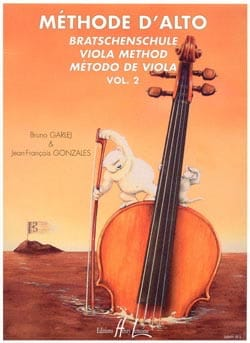 GARLEJ - GONZALES - Alto Method - Volume 2 - Sheet Music - di-arezzo.co.uk
