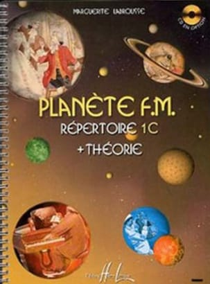 Marguerite Labrousse - Planete FM 1C - Theory Directory - Sheet Music - di-arezzo.co.uk