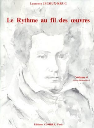 Laurence Jegoux-Krug - The Rhythm of the Works Volume 4 - Sheet Music - di-arezzo.co.uk