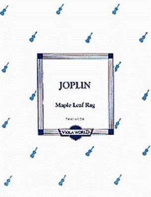 Scott Joplin - Maple Leaf Rag – Viola - Partition - di-arezzo.fr