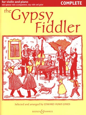 Jones Edward Huws - The Gypsy Fiddler - Sheet Music - di-arezzo.com