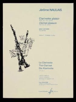 Jérôme Naulais - Clarinet Pleasure - Volume 3 - Sheet Music - di-arezzo.co.uk