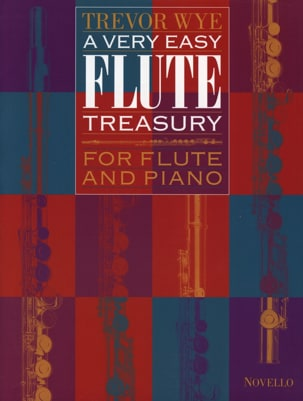 Trevor Wye - A very easy flute treasury - Flute piano - Sheet Music - di-arezzo.com