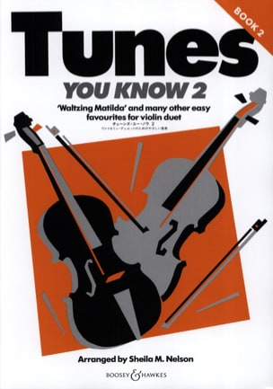 Sheila M. Nelson - Tunes You Know Volume 2 - Sheet Music - di-arezzo.co.uk