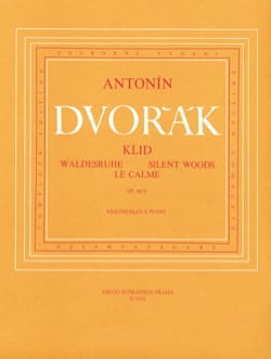 DVORAK - The calm op. 68 n ° 5 - Sheet Music - di-arezzo.co.uk