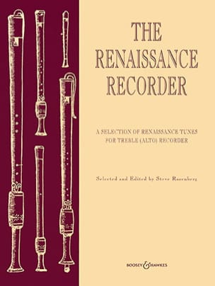 Steve Rosenberg - The renaissance recorder Alto - Sheet Music - di-arezzo.co.uk