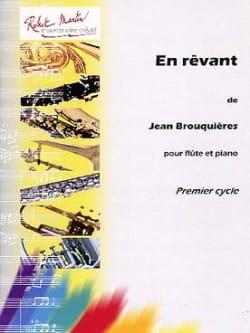 Jean Brouquières - Soñando - Partitura - di-arezzo.es
