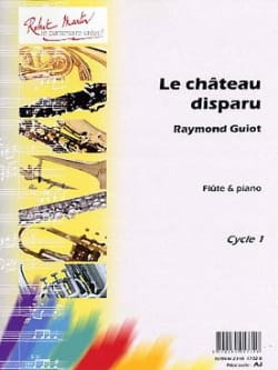 Raymond Guiot - The missing castle - Sheet Music - di-arezzo.co.uk