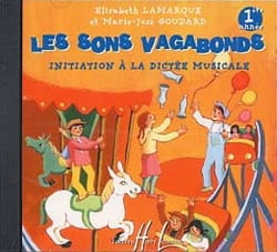 Elisabeth LAMARQUE et Marie-José GOUDARD - CD - the Vagabonds Sounds - 1st Year - Sheet Music - di-arezzo.com