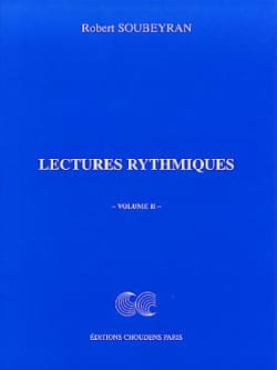 Robert Soubeyran - Rhythmic Readings Volume 2 - Sheet Music - di-arezzo.com