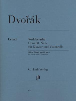 Antonin Dvorak - Waldesruhe op. 68 n° 5 - Partition - di-arezzo.fr