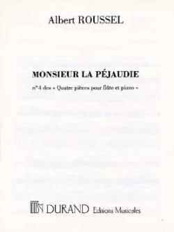 Joueurs de flûte - Mr de la Péjaudie op. 27 n° 4 - laflutedepan.com