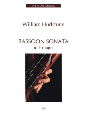 William Yeates Hurlstone - Sonata - Bassoon and Piano - Sheet Music - di-arezzo.com