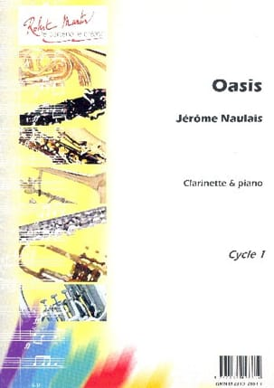 Jérôme Naulais - Oasis - Partition - di-arezzo.co.uk