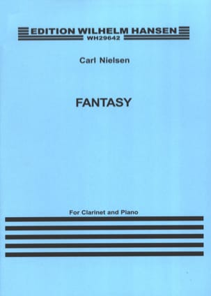 Carl Nielsen - Fantasy - Sheet Music - di-arezzo.co.uk