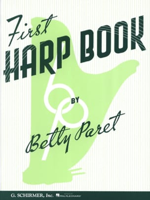 Betty Paret - First Harp Book - Partition - di-arezzo.fr