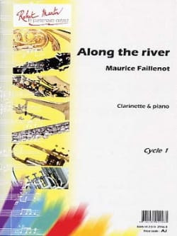 Maurice Faillenot - Along the river - Partition - di-arezzo.fr
