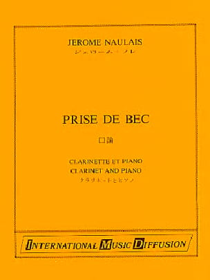 Jérome Naulais - Argument - Sheet Music - di-arezzo.com