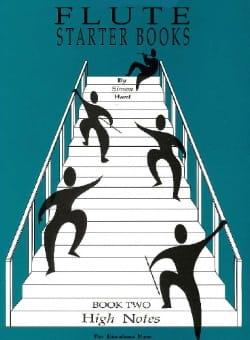 Simon Hunt - Flute Starter Books - Book 2 - Sheet Music - di-arezzo.co.uk