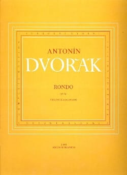 DVORAK - Rondo op. 94 - Noten - di-arezzo.de