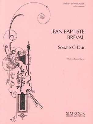Jean-Baptiste Bréval - G-Dur Sonata - Sheet Music - di-arezzo.co.uk