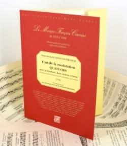 L'art de la modulation - Quatuors - laflutedepan.com