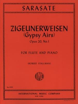 Pablo de Sarasate - Zigeunerweisen op. 20 n° 1 - Partition - di-arezzo.fr
