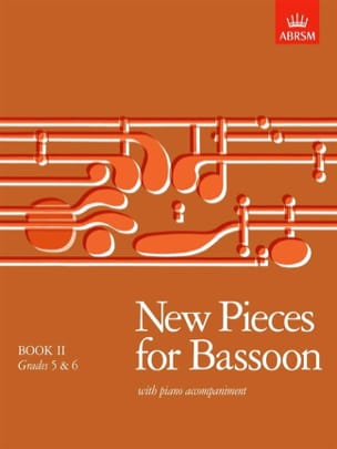 New pieces for basson - Book 2 Partition Basson - laflutedepan