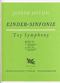 Joseph Haydn - Kinder-Sinfonie - Partitur - Partition - di-arezzo.fr