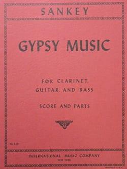 Gipsy Music – Clarinet guitar and bass - laflutedepan.com